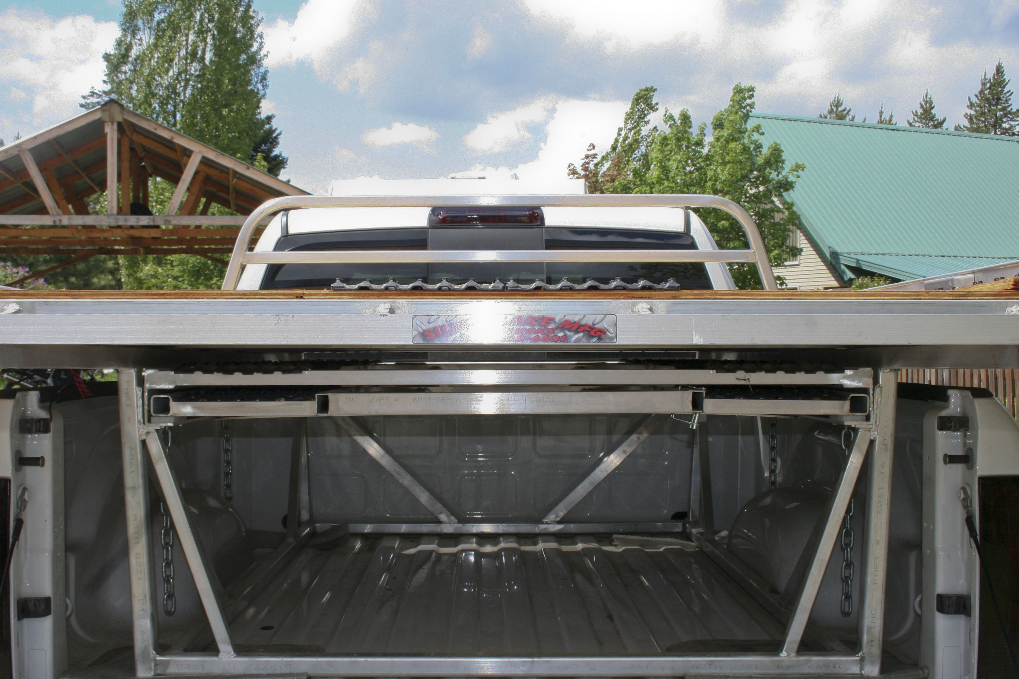 Deluxe Model Sled Deck SilverLake Manufacturing